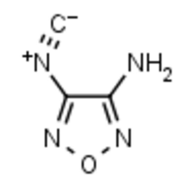 Frontier Scientific 1g 4-Amino-1,2,5-oxadiazole-3-carbonitrile, 97%, 156463-85-3