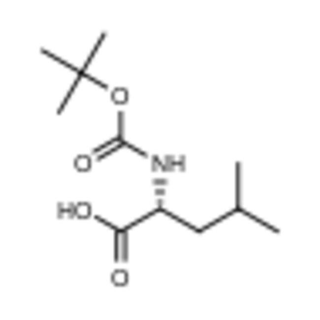 Frontier Scientific 25g Boc-D-Leu-OH monohydrate, 98%, 16937-99-8 MFCD00038294