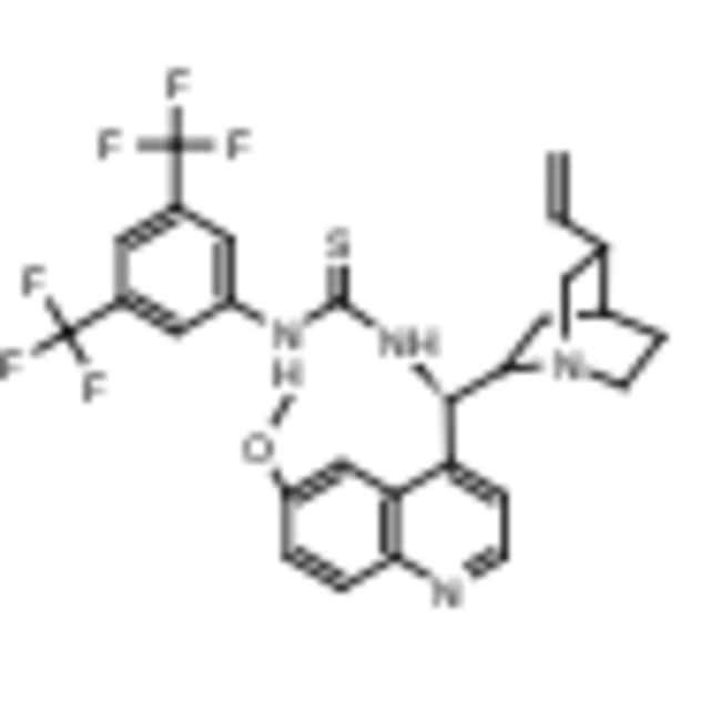Frontier Scientific 50mg N-[3,5-Bis(trifluoromethyl)phenyl]-N'-[(9R)-6'-methoxy-9-cinchonanyl]thiourea,