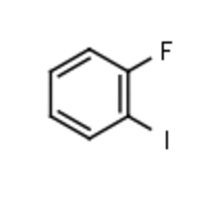 Frontier Scientific 100ml 2-Fluoroiodobenzene, 99%, 348-52-7 MFCD00001031