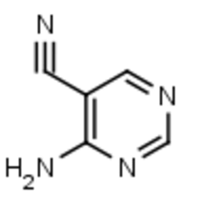 Frontier Scientific 5g 4-Amino-5-pyrimidinecarbonitrile, 97%, 16357-69-0