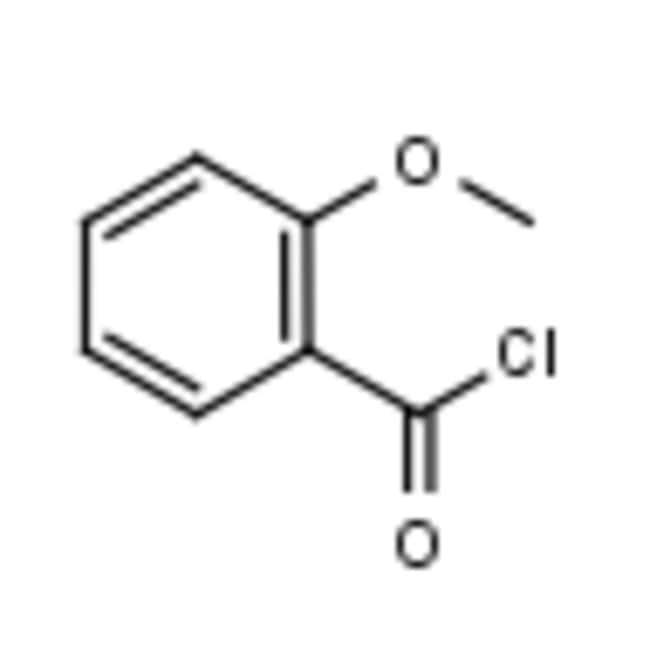 Frontier Scientific 25g 2-Methoxybenzoyl chloride, 98%, 21615-34-9 MFCD00000664