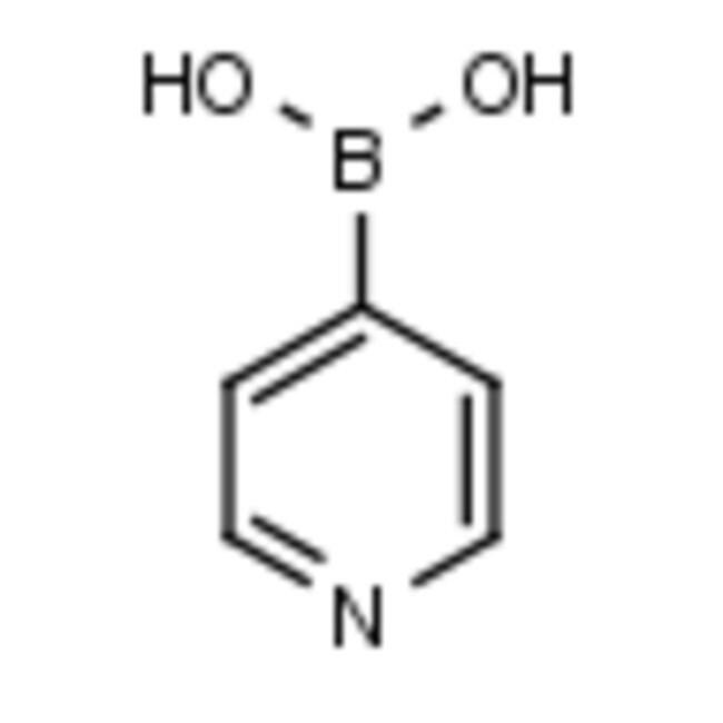 Frontier Scientific 10g Pyridine-4-boronic acid, 98%, 1692-15-5 MFCD01074545