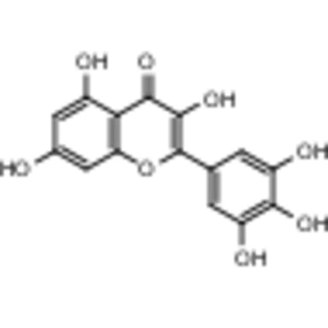 Frontier Scientific 25mg Myricetin, 98%, from Myrica rubra (Lour.) Zucc.,