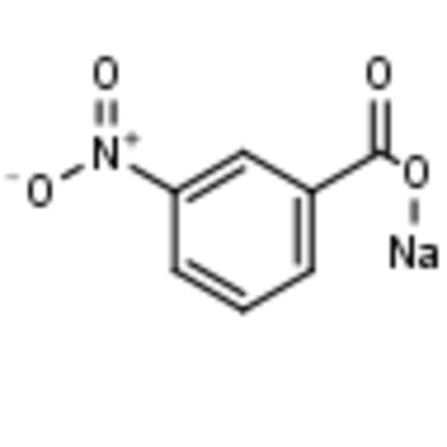 Frontier Scientific 25g Sodium 3-nitrobenzoate, 99%, 827-95-2 MFCD00051097