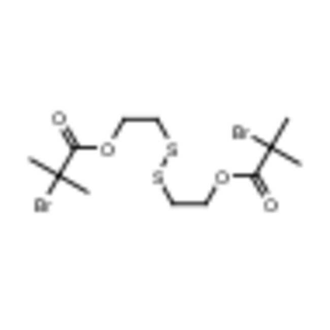 Frontier Scientific 1g Bis[2-(2'-bromoisobutyryloxy)ethyl]disulfide, 97%,