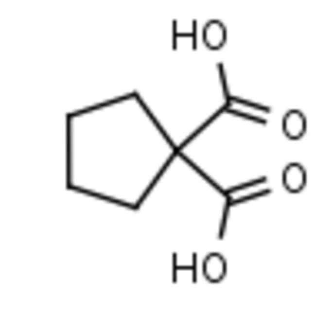 Frontier Scientific 5g Cyclopentane-1,1-dicarboxylic acid, 97%, 5802-65-3