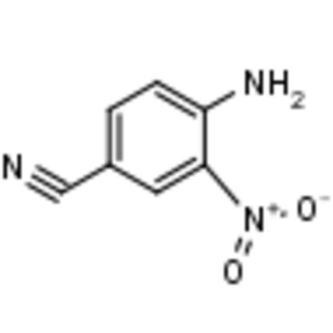Frontier Scientific 5g 4-Amino-3-nitrobenzonitrile, 98%, 6393-40-4 MFCD00013373