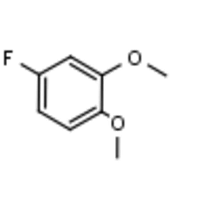 Frontier Scientific 5g 1,2-Dimethoxy-4-fluorobenzene, 98%, 398-62-9 MFCD00012201