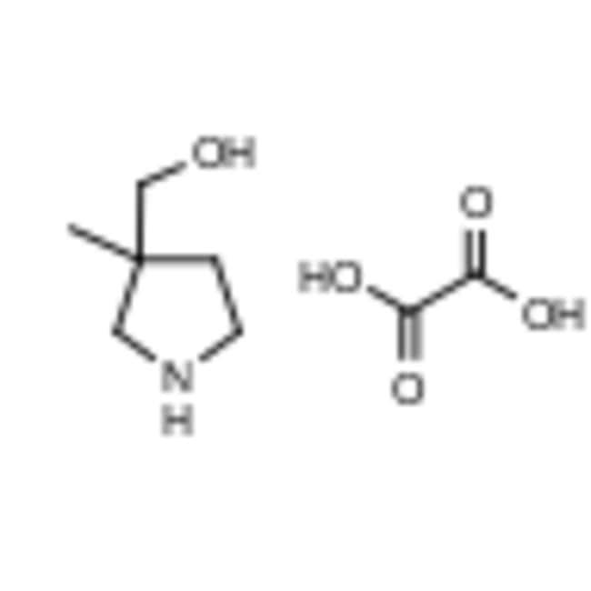 Frontier Scientific 250mg (3-Methyl-3-pyrrolidinyl)methanol oxalate salt,