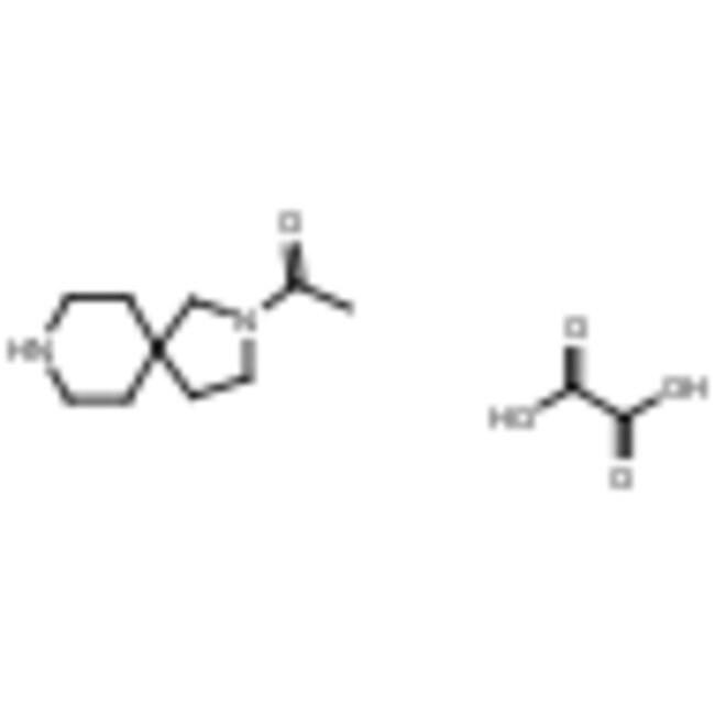 Frontier Scientific 100mg 1-(2,8-Diazaspiro[4.5]decan-2-yl)ethanone hemioxalate,