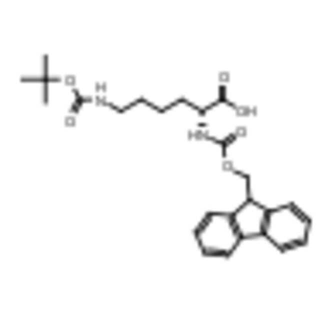Frontier Scientific 5g N?-Fmoc-N?-Boc-D-lysine, 98%, 92122-45-7 MFCD00065660