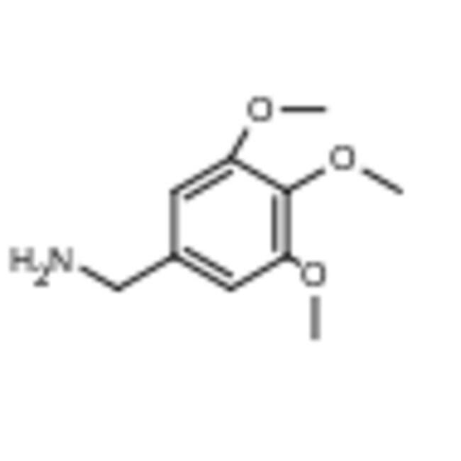 Frontier Scientific 5g 3,4,5-Trimethoxybenzylamine, 96.5%, 18638-99-8 MFCD00017150