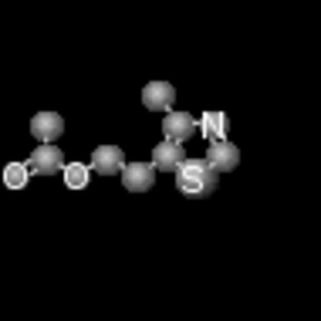 Frontier Scientific 25g 4-Methyl-5-thiazolylethyl acetate, 99%, 656-53-1