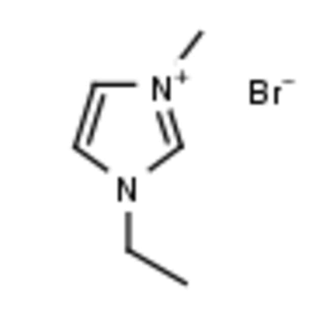 Frontier Scientific 5g 1-Ethyl-3-methylimidazolium bromide, 98%, 65039-08-9