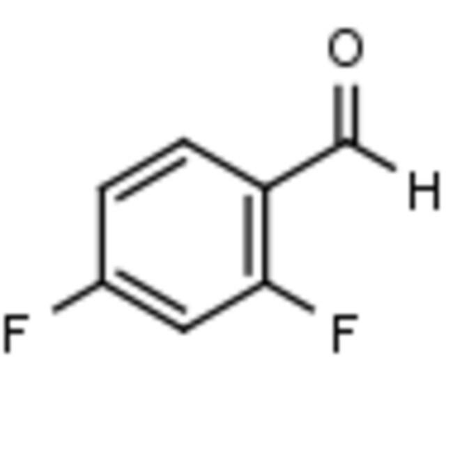 Frontier Scientific 25g 2,4-Difluorobenzaldehyde, 98%, 1550-35-2 MFCD00010326