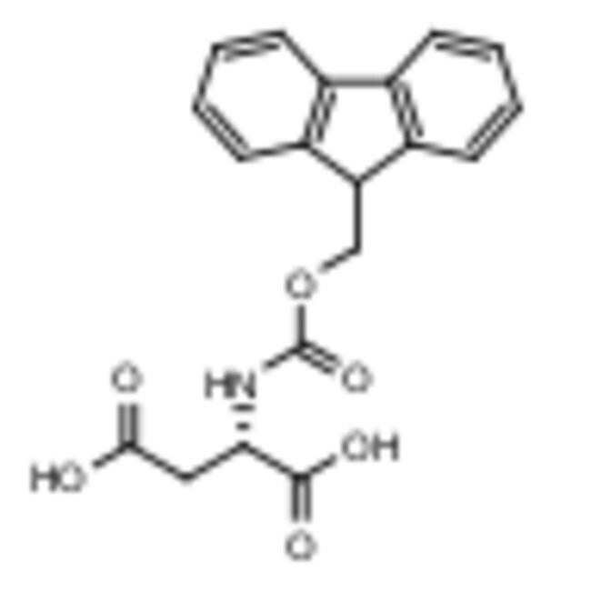 Frontier Scientific 1g N-Fmoc-L-aspartic acid, 98%, 119062-05-4 MFCD00237654