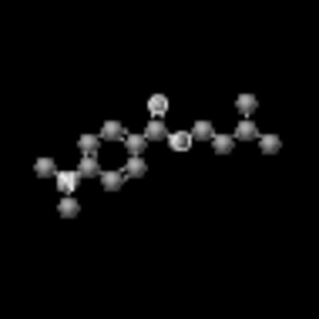 Frontier Scientific 50g 4-Dimethylaminobenzoic acid isoamyl ester, 98%,