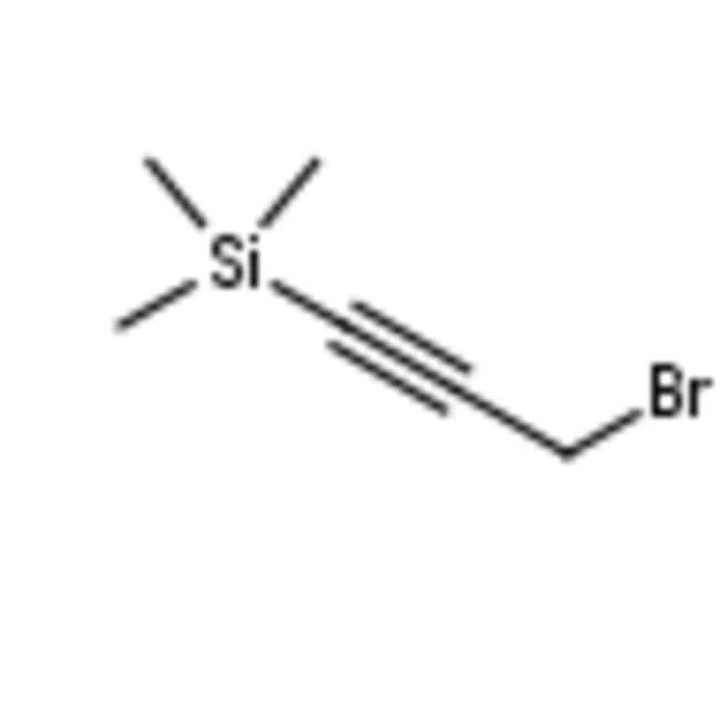 Frontier Scientific 5g 3-Bromo-1-(trimethylsilyl)-1-propyne, 97%, 38002-45-8