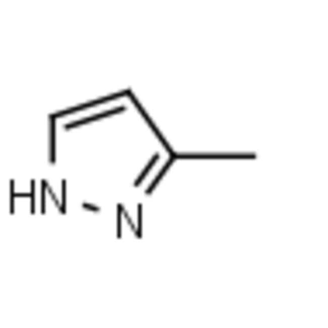 Frontier Scientific 5g 3-Methylpyrazole, 98%, 1453-58-3 MFCD00005240  3-METHYLPYRAZOLE,