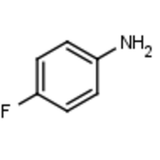 Frontier Scientific 25g 4-Fluoroaniline, 99%, 371-40-4 MFCD00007829  4-FLUOROANILINE,