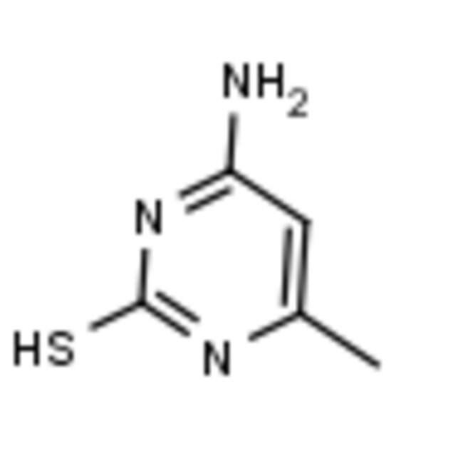 Frontier Scientific 5g 4-Amino-6-methylpyrimidine-2-thiol, 98%, 89180-08-5