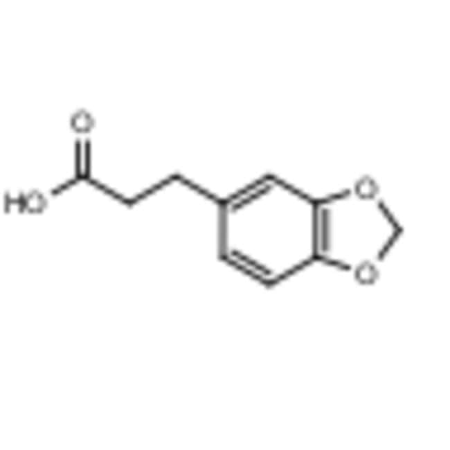 Frontier Scientific 5g 3-(3,4-Methylenedioxyphenyl)propionic acid, 99%,