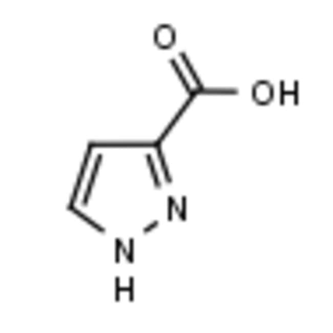 Frontier Scientific 1g 1H-Pyrazole-3-carboxylic acid, 98%, 1621-91-6 MFCD00077436