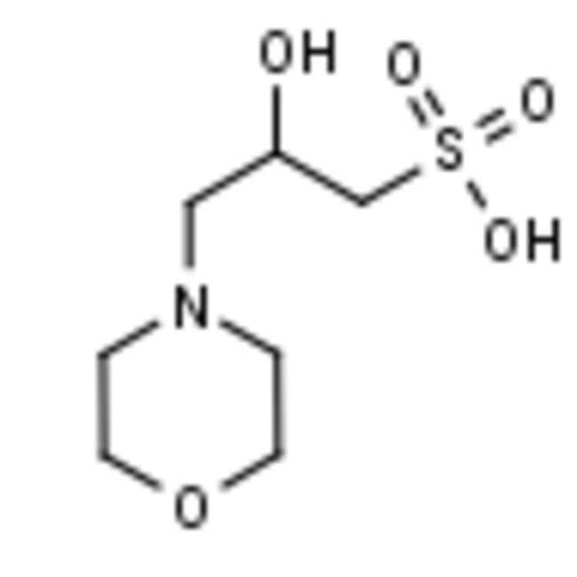 Frontier Scientific 25g 3-(N-Morpholino)-2-hydroxy-1-propanesulfonic acid,