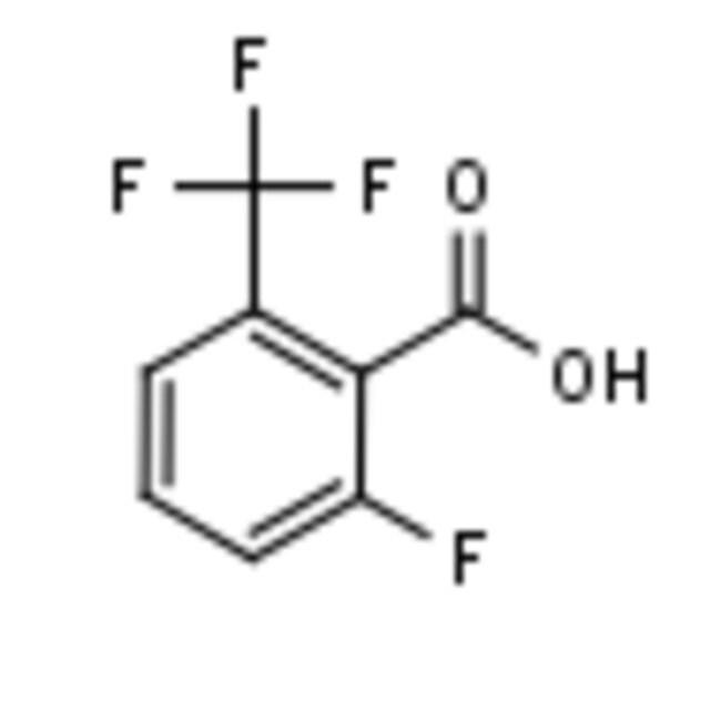 Frontier Scientific 5g 2-Fluoro-6-(trifluoromethyl)benzoic acid, 99%, 32890-94-1