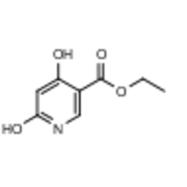 Frontier Scientific 5g 4,6-Dihydroxynicotinic acid ethyl ester, 97%, 6975-44-6