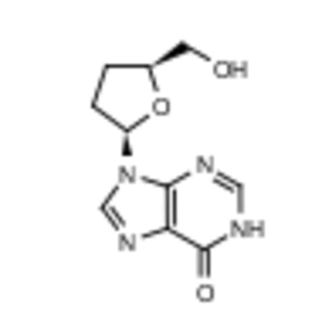 Frontier Scientific 500mg 2',3'-Dideoxyinosine, 98%, reverse transcriptase
