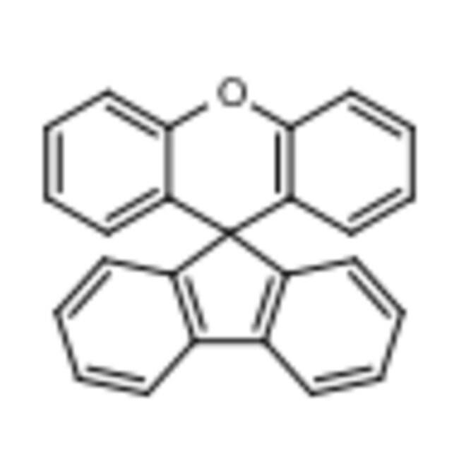 Frontier Scientific 1g Spiro[fluorene-9,9'-xanthene], 95%, 159-62-6  SPIRO