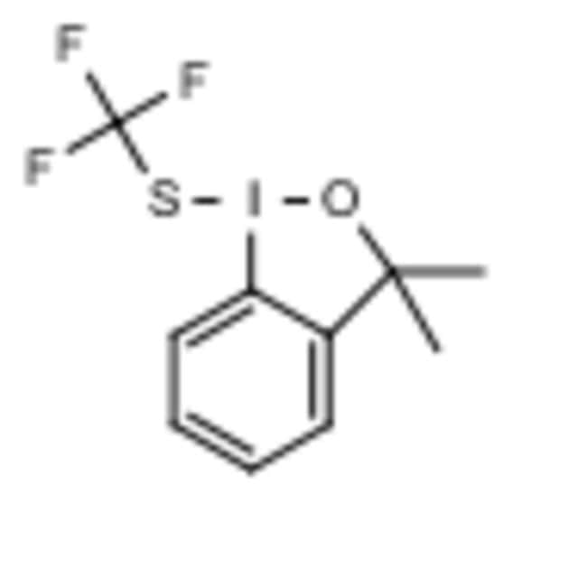 Frontier Scientific 1g 3,3-Dimethyl-1-?(trifluoromethylthio)-1,2-benziodoxole,