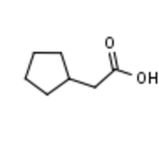 Frontier Scientific 25g Cyclopentylacetic acid, 97%, 1123-00-8 MFCD00001387