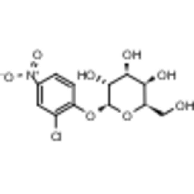 Frontier Scientific 1g 2-Chloro-4-nitrophenyl ?-D-galactopyranoside, 98%,