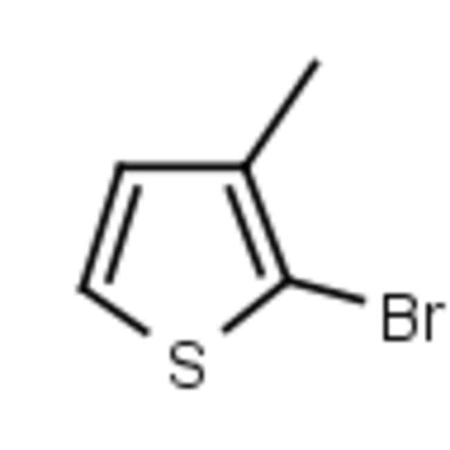 Frontier Scientific 25g 2-Bromo-3-methyl-thiophene, 97%, 14282-76-9 MFCD00059741