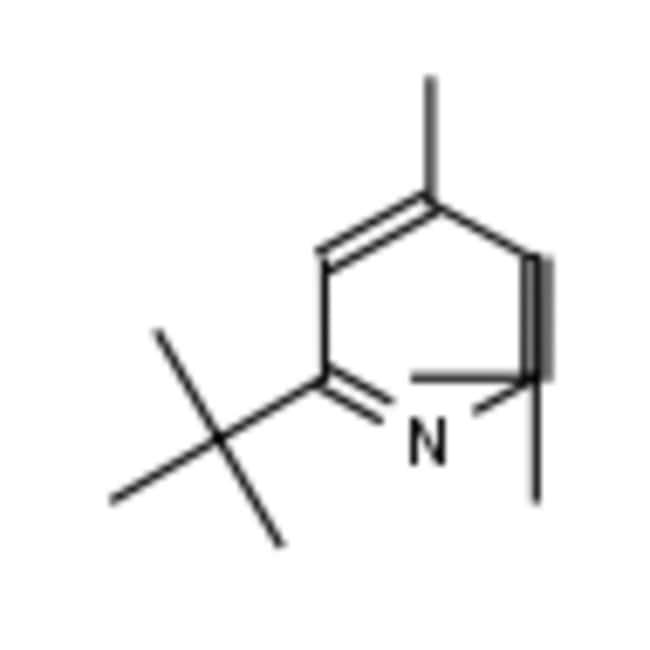 Frontier Scientific 1g 2,6-Di-tert-butyl-4-methylpyridine, 98%, 38222-83-2