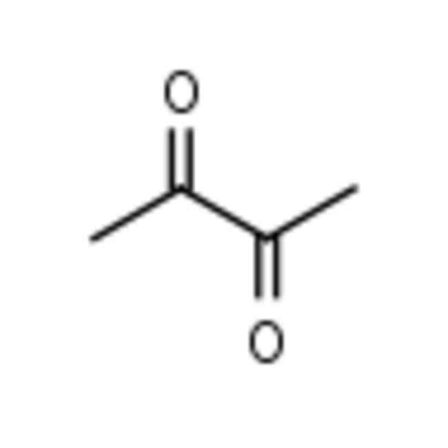 Frontier Scientific 5ml 2,3-Butanedione, 98%, 431-03-8 MFCD00008756  2,3-BUTANEDIONE,