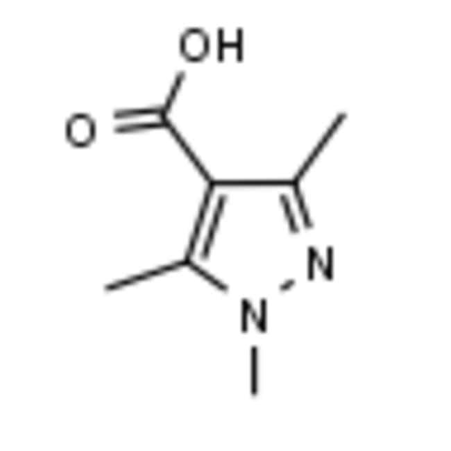 Frontier Scientific 1g 1,3,5-Trimethyl-1H-pyrazole-4-carboxylic acid, 95%,