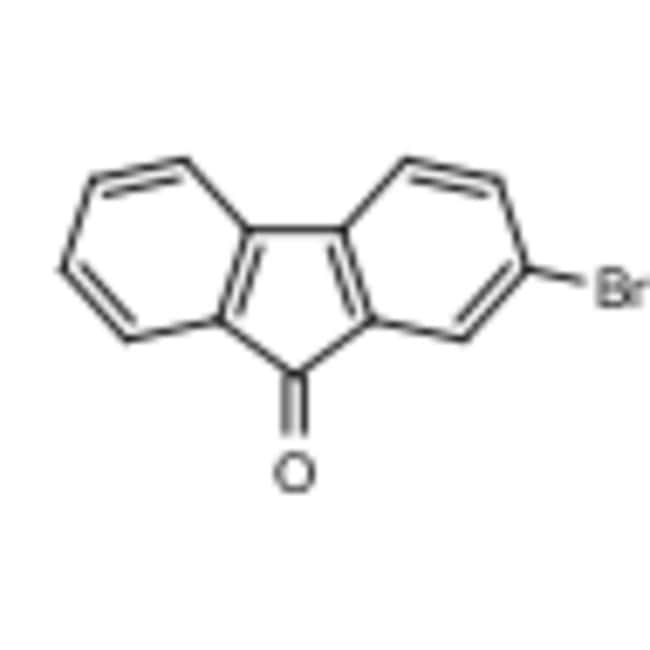 Frontier Scientific 5g 2-Bromo-9-fluorenone, 98%, 3096-56-8 MFCD00010789