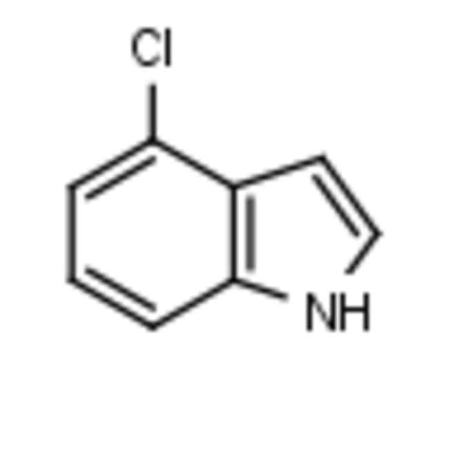 Frontier Scientific 5g 4-Chloroindole, 99%, 25235-85-2 MFCD00005665  4-CHLOROINDOLE,