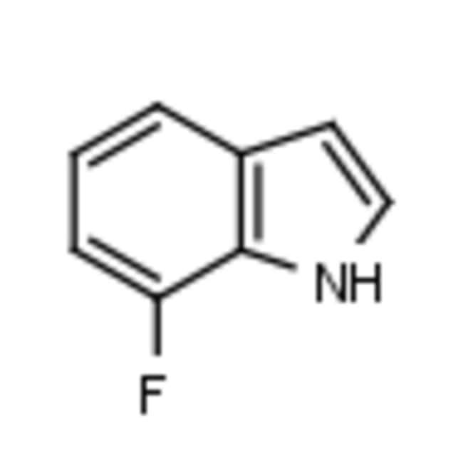 Frontier Scientific 1g 7-Fluoroindole, 98%, 387-44-0 MFCD01074502  7-FLUOROINDOLE,