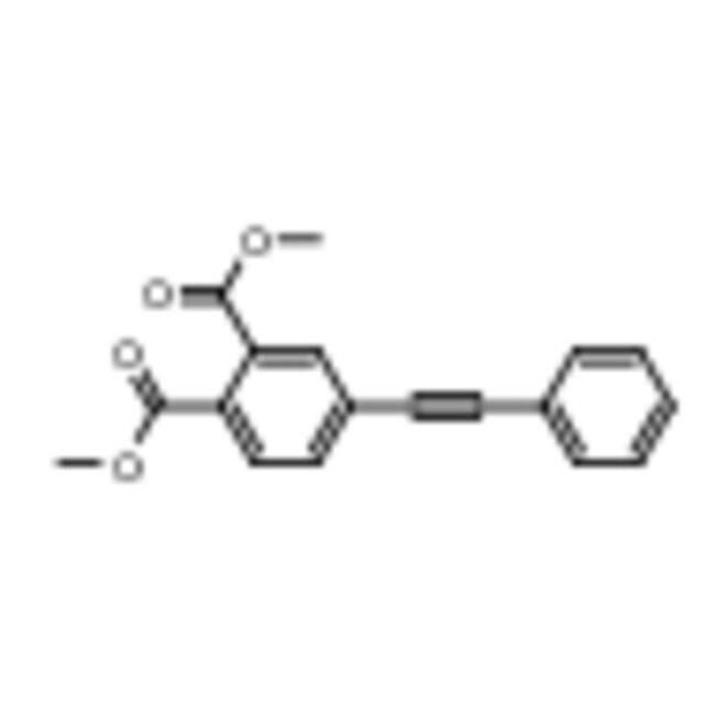 Frontier Scientific 1g 4-Phenylethynylphthalic dimethyl ester, 98%, 865354-04-7
