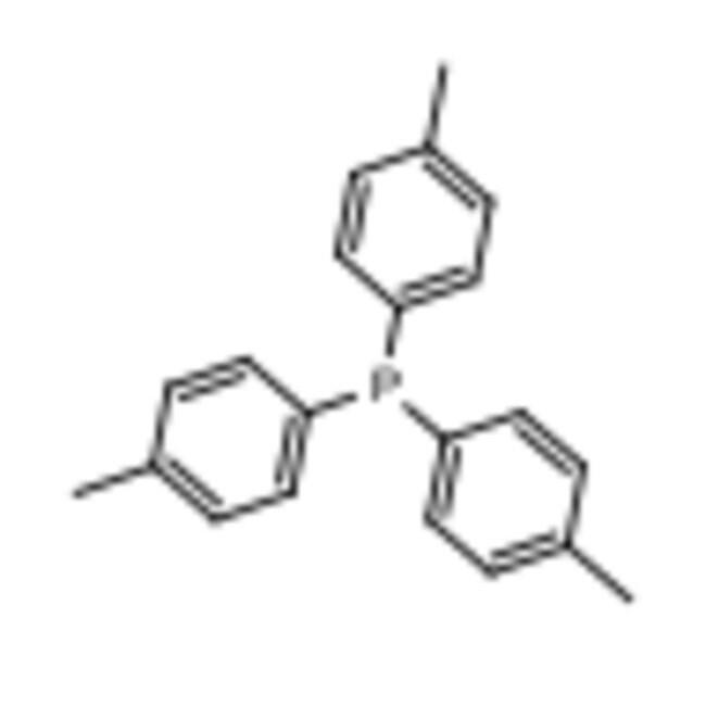 Frontier Scientific 25g Tri-p-tolylphosphine, 1038-95-5  TRI-P-TOLYLPHOSPHINE25G