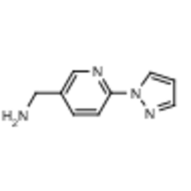 Frontier Scientific 1g [6-(1H-Pyrazol-1-yl)pyridin-3-yl]methylamine, 97%,