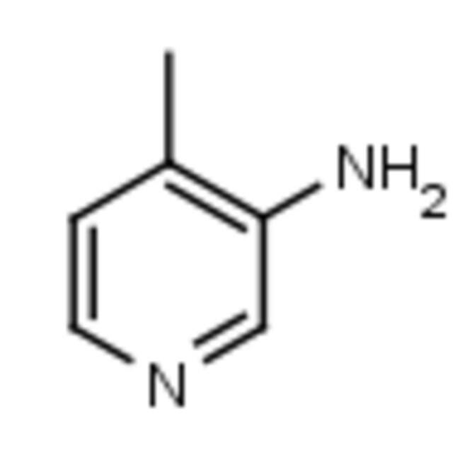 Frontier Scientific 25g 3-Amino-4-picoline, 99%, 3430-27-1 MFCD00128871