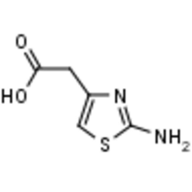 Frontier Scientific 25g 2-Amino-4-thiazoleacetic acid, 98.5%, 29676-71-9