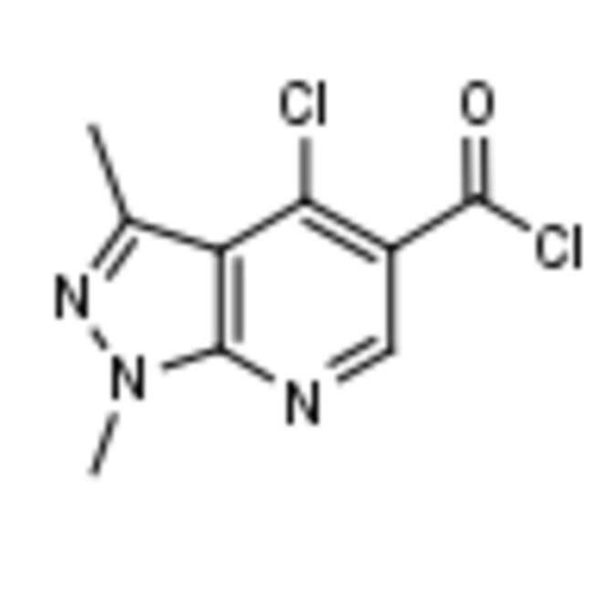 Frontier Scientific 1g 4-Chloro-1,3-dimethylpyrazolo[3,4-b]pyridine-5-carbonyl