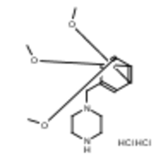 Frontier Scientific 5g 1-(2,3,4-Trimethoxybenzyl)piperazine dihydrochloride,